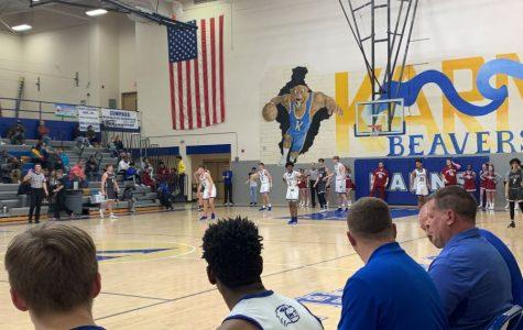 GAME RECAP: The Varsity Boys Wildcats pounce on the Varsity Boys Beavers 83-52