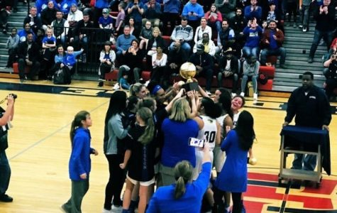Karns Middle School Lady Beavers win Knox County Tournament Championship