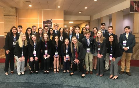 Karns DECA Students Earn Spots at ICDC