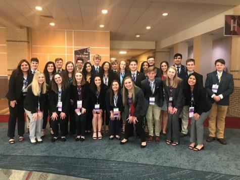 Karns DECA Students Earn Spots at ICDC