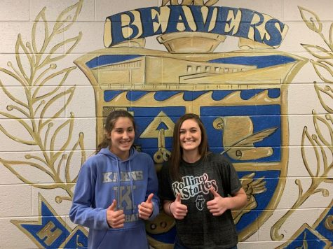 Two Beavers Become District Stars