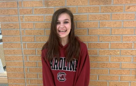 Humans of KHS: Tori Lipinski