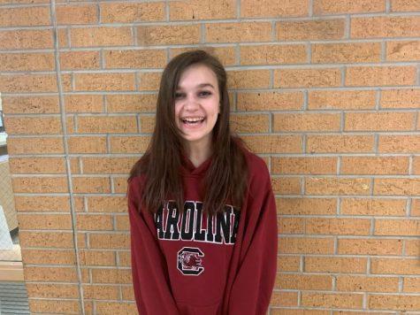 Humans of KHS: Tori Lipinski