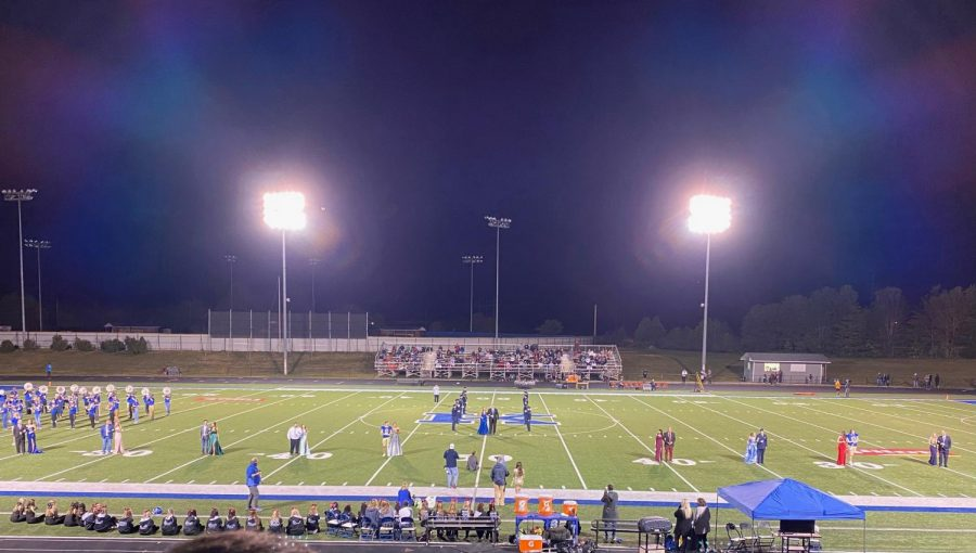 Pandemic leaves its mark on Karns Homecoming