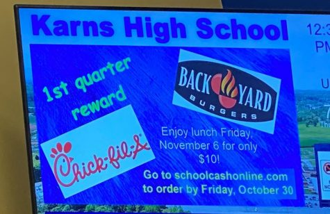 KHS Offers Student Incentive for All