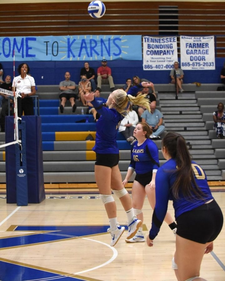 Lady Beavers Volleyball Concludes their Season